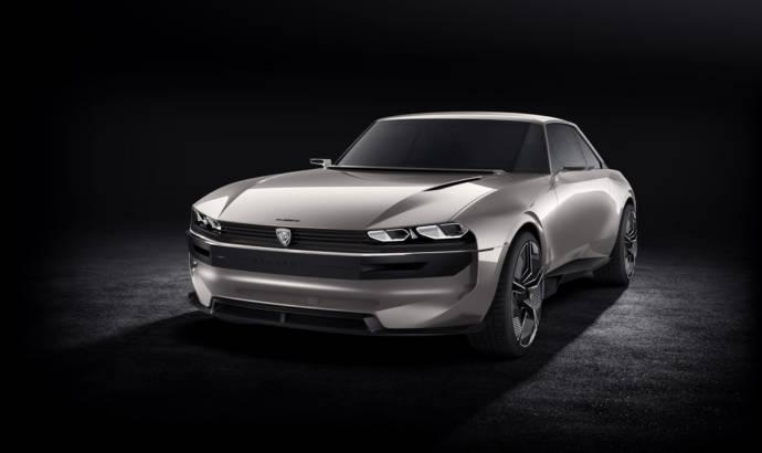 PEUGEOT e-LEGEND Concept revealed ahead Paris Motor Show
