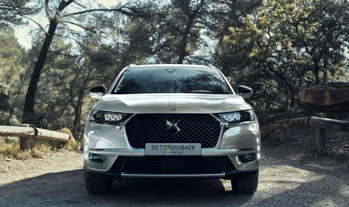 This is the DS7 Crossback e-tense 4x4