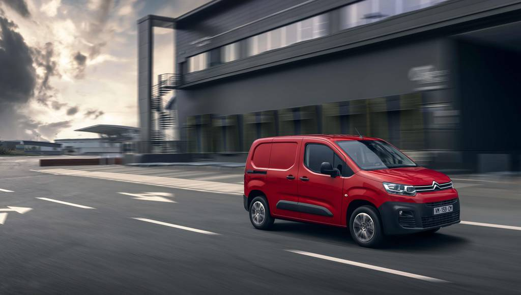 2018 Citroen Berlingo launched in UK