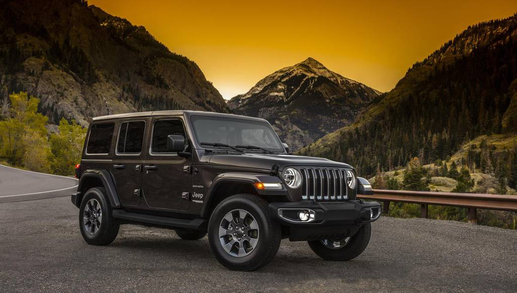 2018 Jeep Wrangler UK pricing announced