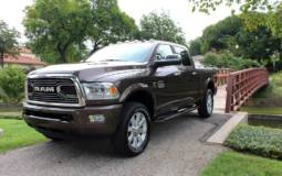 2018 Ram 2500 Heavy Duty Longhorn Ram Rodeo Edition launched