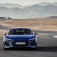 2019 Audi R8 updates detailed