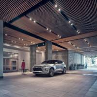 2019 Chevrolet Blazer available in the US