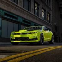 2019 Chevrolet Camaro updates detailed