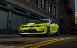 2019 Chevrolet Camaro updates detailed