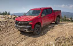 2019 Chevrolet Silverado 1500 gets new turbo engine