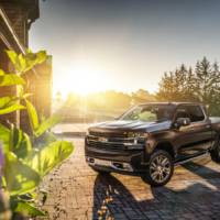 2019 Chevrolet Silverado High Country concept