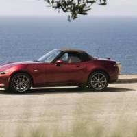 2019 Mazda MX-5 Miata new updates for the US