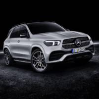 2019 Mercedes GLE UK pricing announced