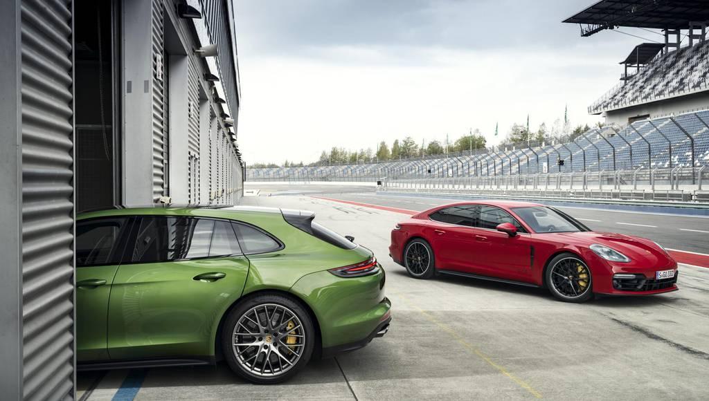 2019 Porsche Panamera GT and Panamera Sport Turismo GTS unveiled