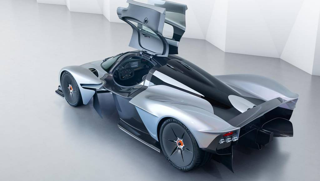 Aston Martin Valkyrie to benefit from special composite materials