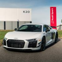 Audi R8 V10 Plus Coupe Competition available in US