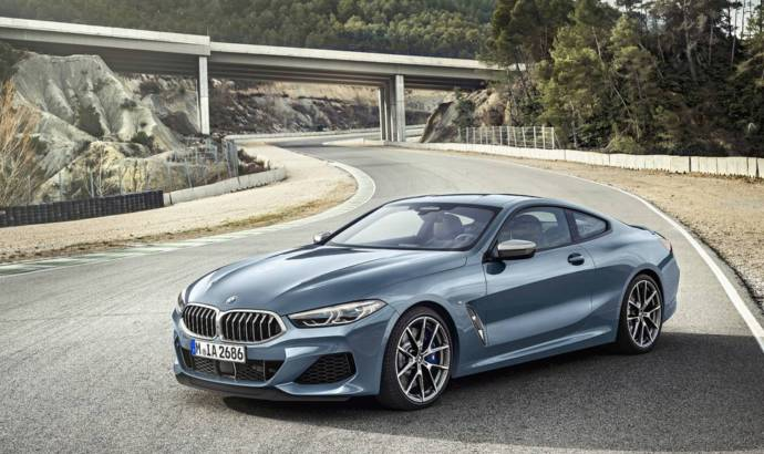 BMW 8 Series won't have a V12 version