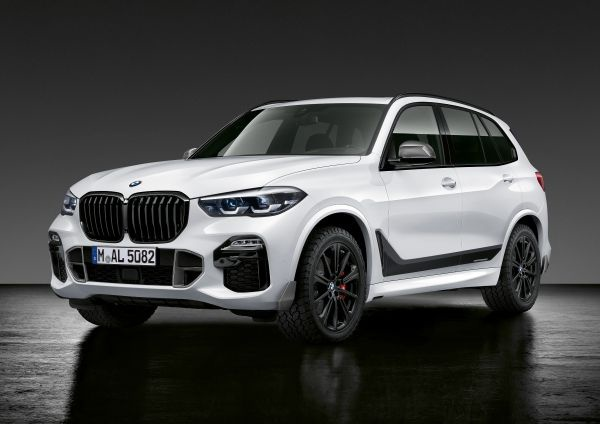 BMW has prepared some M Performance accessories for the X5
