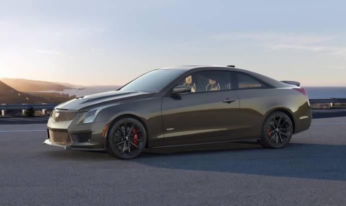 Cadillac ATS-V and CTS-V receive Pedestal Edition