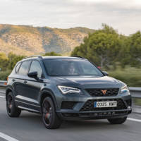 Cupra Ateca UK pricing announced
