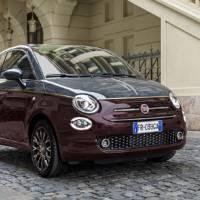 Fiat 500 Collezione introduced in UK