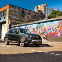 Fiat 500X updates available in UK