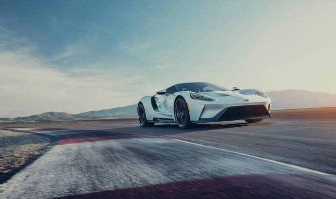 Ford GT production increased to 1350 units