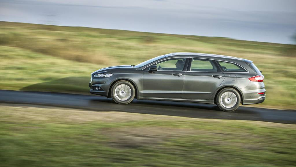 Ford Mondeo Touring hybrid announced