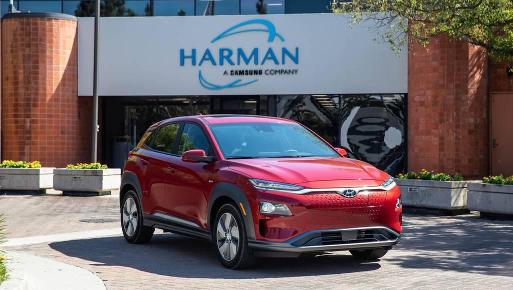 Hyundai Kona electric introduced in US