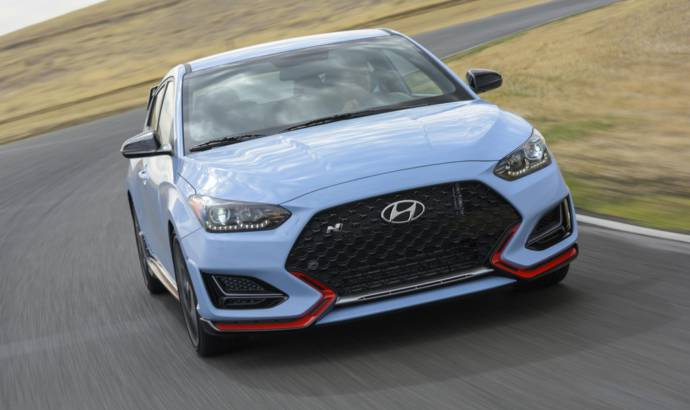 Hyundai Veloster N launched on the US market