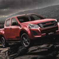 Isuzu D-Max Fury launched in UK