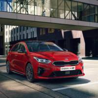 Kia Ceed GT Line available in Europe