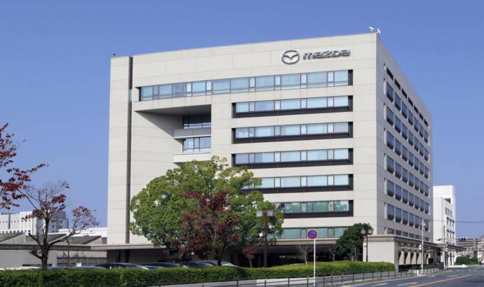Mazda rotary engine will be used as a range extender