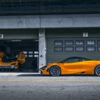 McLaren 720S Track Pack introduced