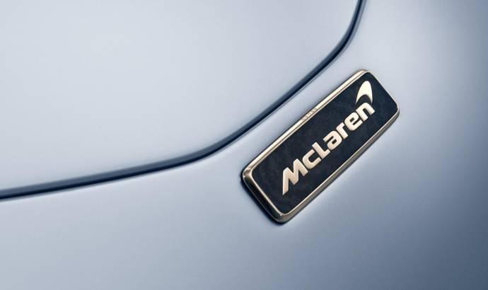 McLaren Speedtail to offer a gold emblem for its clients