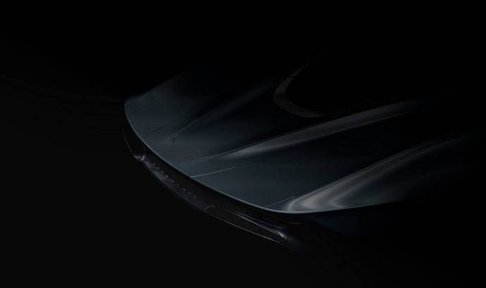 McLaren Speedtail will be revealed on October 26 - we have a new teaser picture