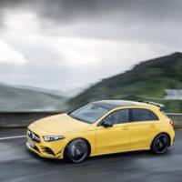 Mercedes-AMG A35 - price info