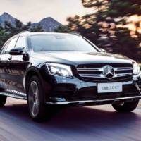 Mercedes-Benz is launching the GLC L, a long wheelbase version available only in China