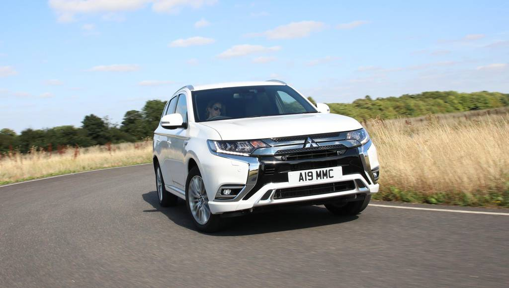 Mitsubishi Outlander PHEV reach record sales in September