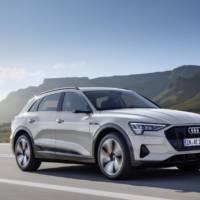 New Audi e-tron UK pricing announced