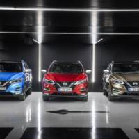 Nissan Qashqai receives new 1.3 litre engine