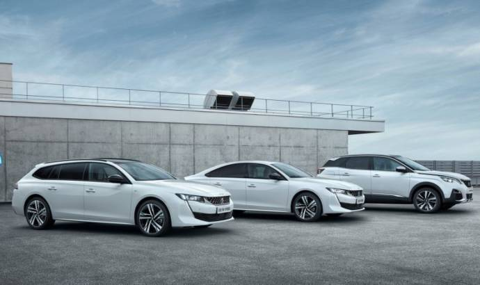 Peugeot to develop new range of sporty hybrids