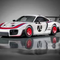 Porsche 935 is a really exclusive race car