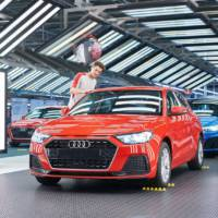 Seat kicks off production of the brand new Audi A1 portback