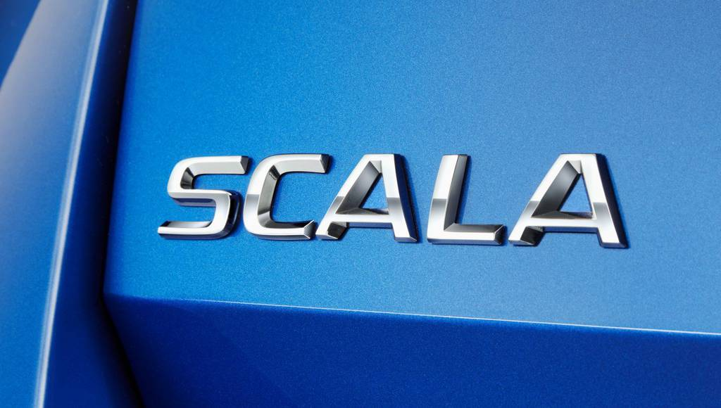 Skoda Scala is the name of the upcoming compact hatchback imagined by the Czech manufacturer