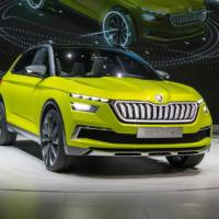Skoda baby-SUV will come by 2020