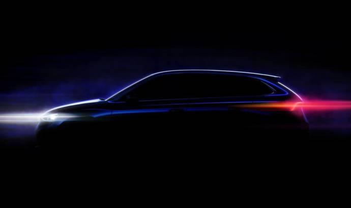 Skoda first true compact car teased
