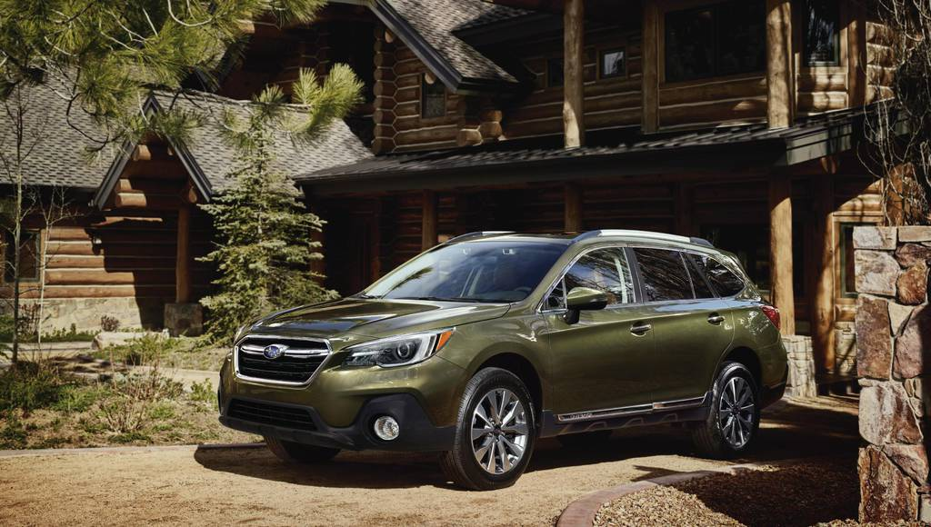 Subaru installs Eyesight Driver assistance on one million cars