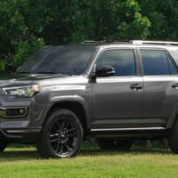 Toyota 4Runner Nightshade Special Edition launched