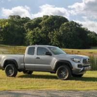 Toyota Tacoma SX grade announced