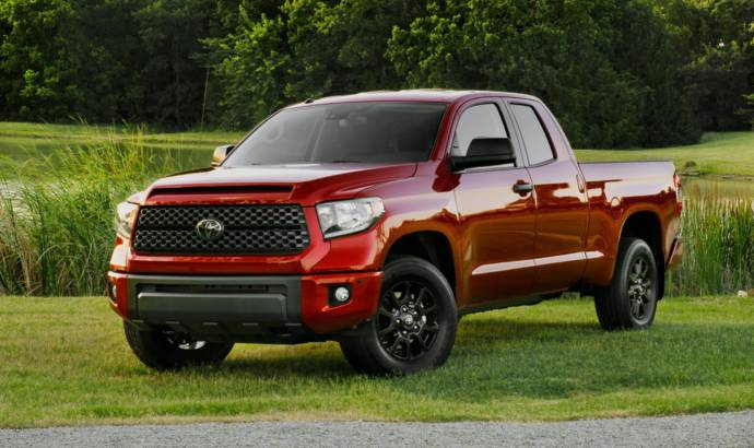 Toyota Tundra SX package available