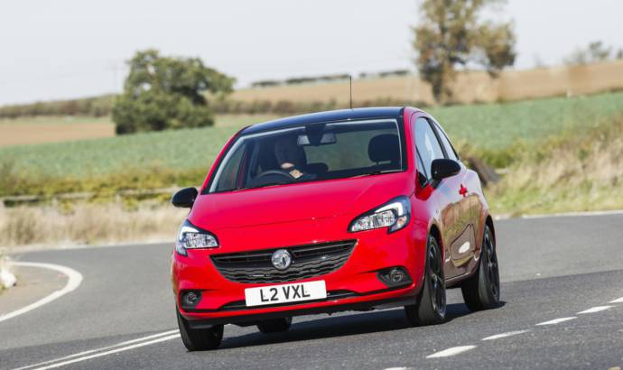 Vauxhall Corsa Griffin available in UK