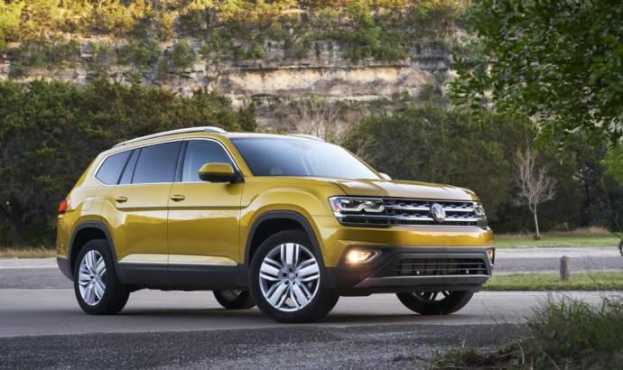 Volkswagen Chattanooga produces 100.000 Atlas