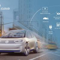 Volkswagen announces partnership with Microsoft